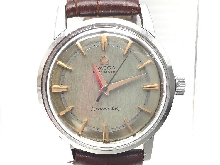 Reloj alta gama caballero omega seamaster logo horse -