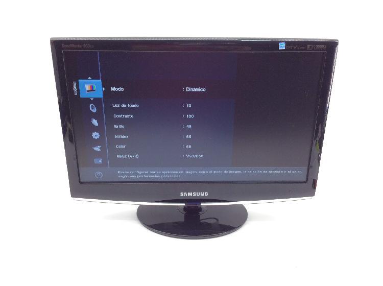 Televisor lcd samsung 933hd tv