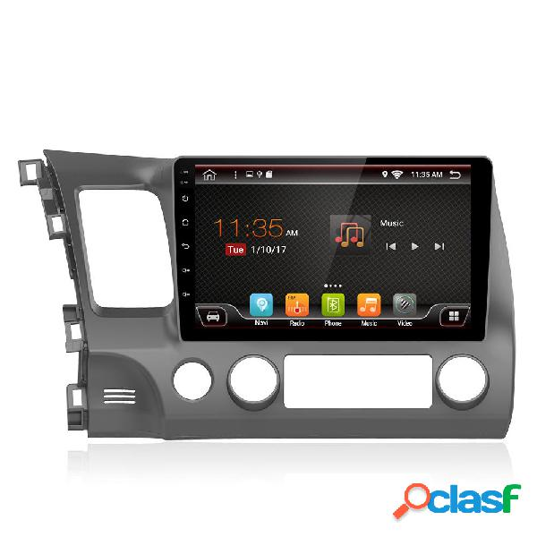 Yuehoo 10.1 icarolina del norteh para android 9.0 coche mp5 player 4 + 32g stereo radio gps wifi 4g bluetooth fm am rds