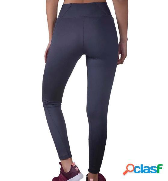 Mallas long fitness mujer adidas w bb tight m negro