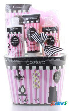 Flor de mayo shower large couture can