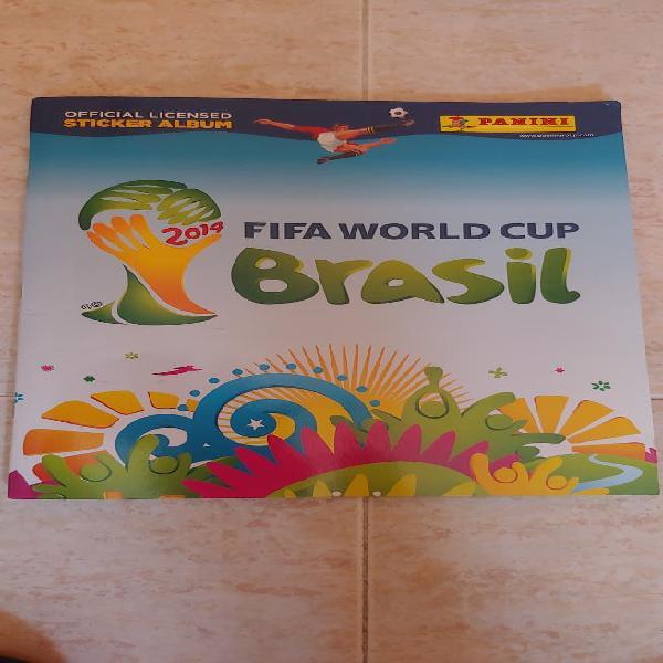 Album mundial brasil 2014