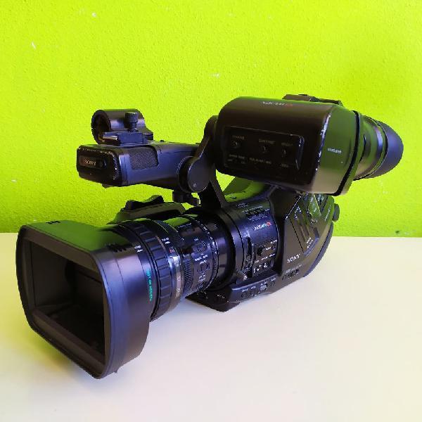 Cámara de vídeo profesional sony ex3 full hd