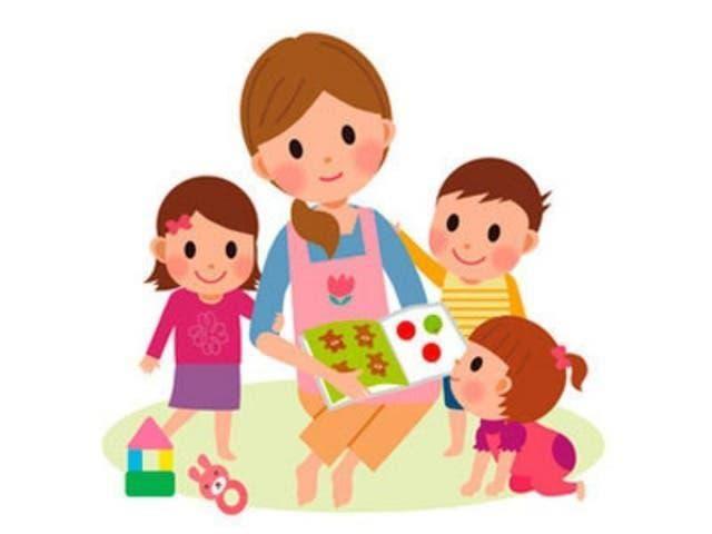 Cuidado de niños y tareas domésticas