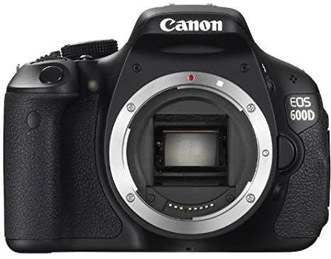 Equipo completo fotografia digital canon eos 600d