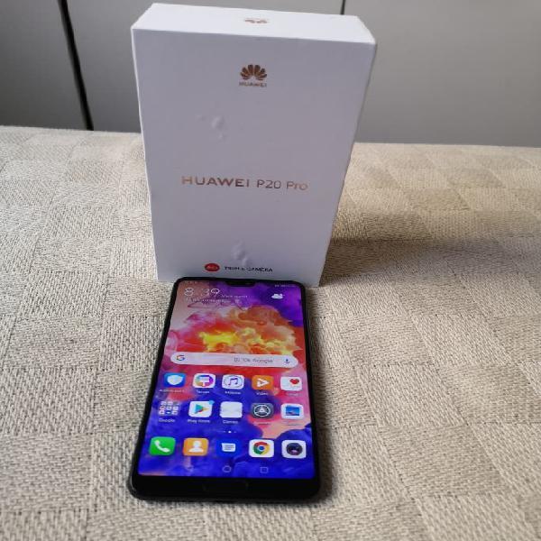 Huawei p20 pro una semana de uso