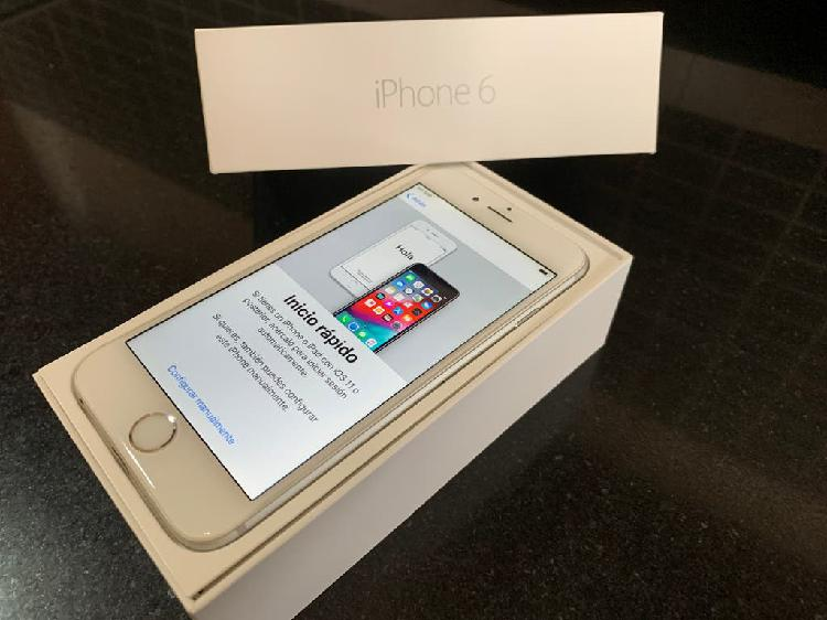 Iphone 6 16gb plata