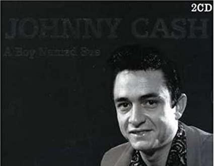 Johnny cash a boy named sue 2cd (precintado)