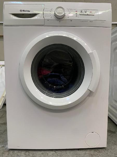 Lavadora balay 6kg 1000rpm a+. garantia. envio