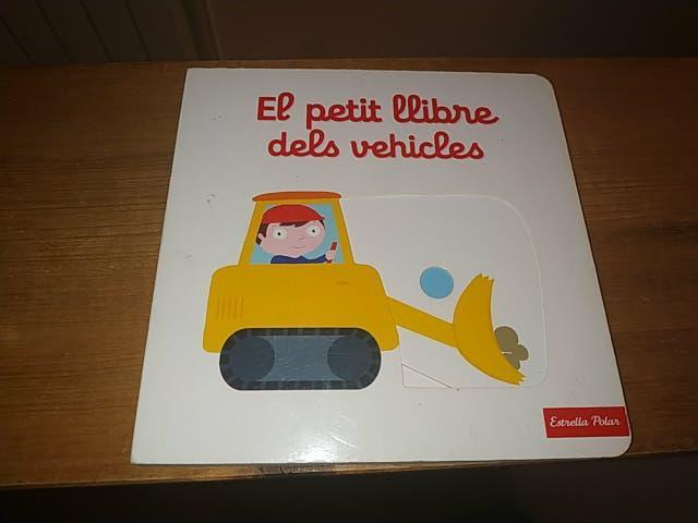 Libre el petit llibre dels vehicles