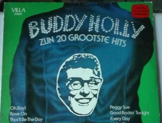Lp de buddy holly comprado en holanda