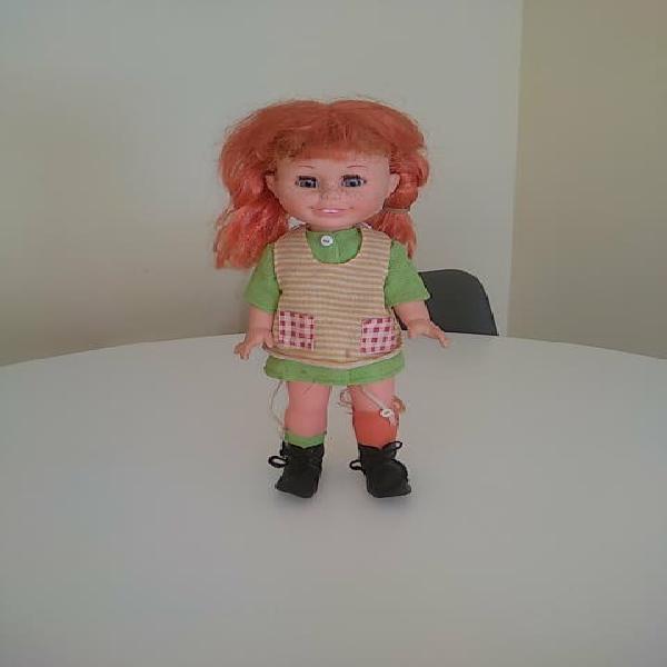 Muñeca pipi de toyse años 70