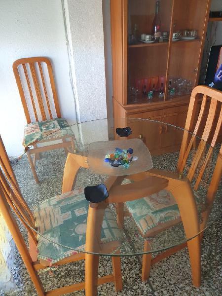 Mesa comedor y de centro
