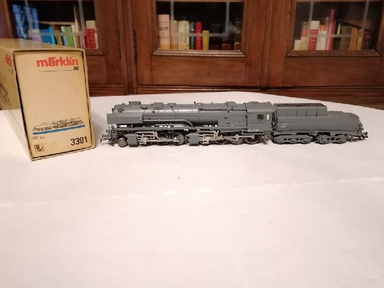 Märklin h0 3301 locomotora br 53 borsig digital