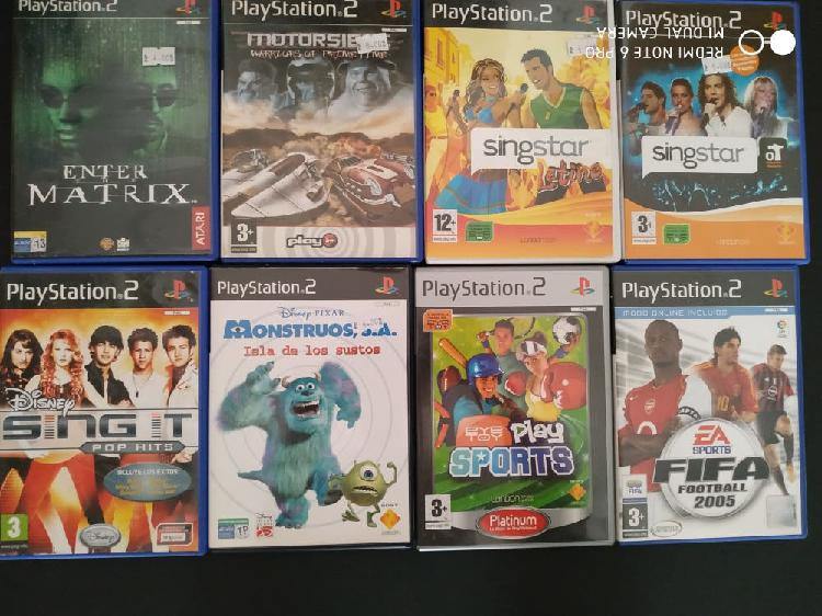 Pack ps2