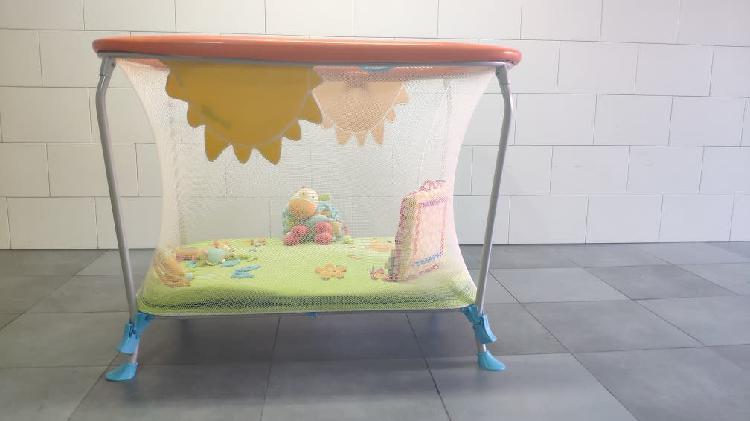 Parque cuna infantil bebé