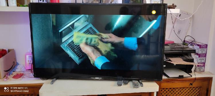 Philips 50 pulgadas 4k smart tv factura y garantía