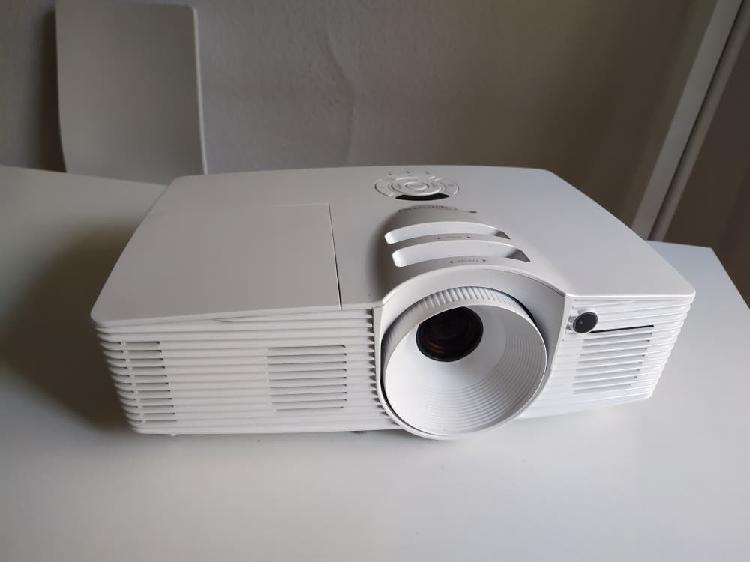 Proyector optoma hd26 más pantalla 180x180