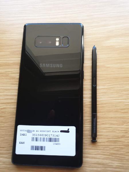 Samsung galaxy note 8 de 64gb y 6gb de ram origina