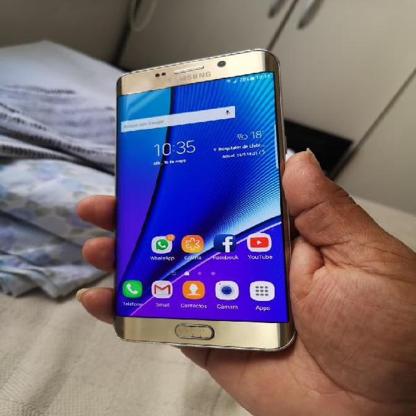 Samsung s6 edge plus libre