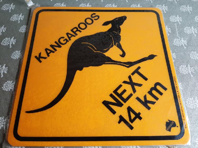 Señales de tráfico australia