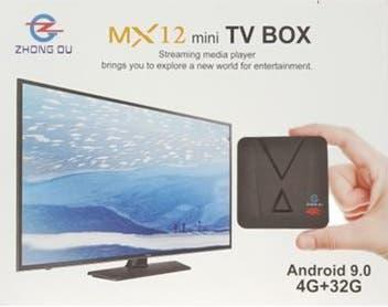 Tv box- para convertir tv en smart tv