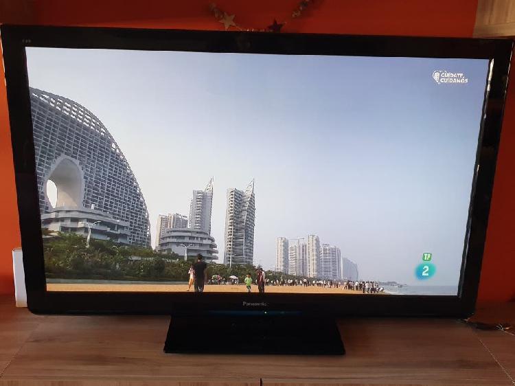 "Tv plasma panasonic 50"" tx-p50-u30e full hd"