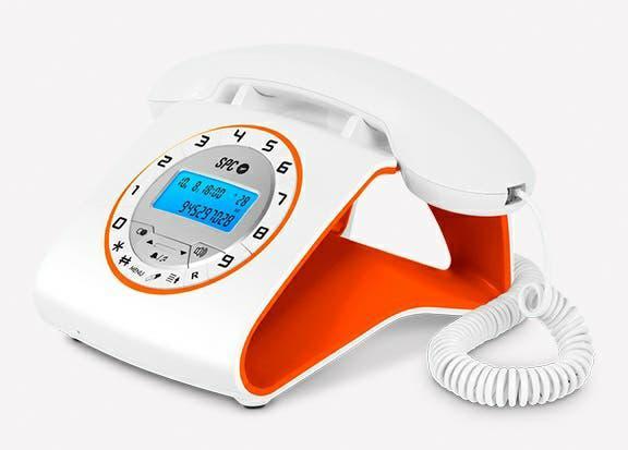Teléfono de sobremesa spc telecom