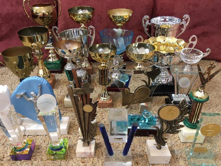 Trofeos, copas, premios... individual/lote
