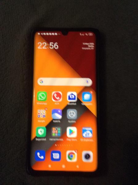 Xiaomi mi note 10 6/128. nuevo con factura.