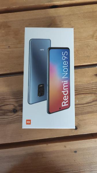 Xiaomi - redmi note 9s