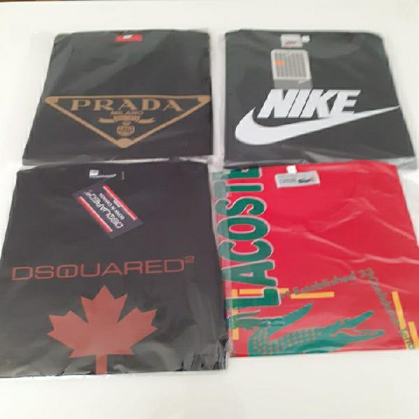 Camisetas marca