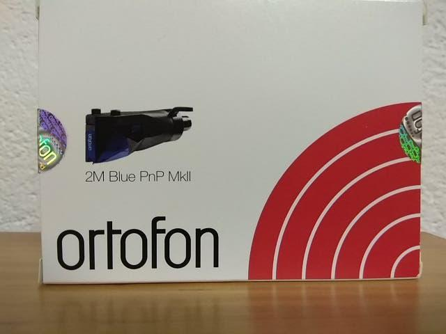 Ortofon 2m blue pnp mk2 (completamente nueva)