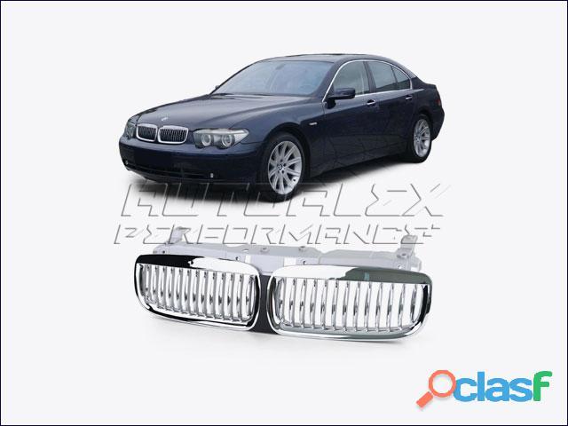 Rejillas Delante BMW E65 + E66