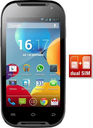 Smartphone free doble sim libre