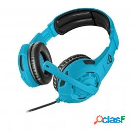 Trust gxt 310-sb spectra auriculares gaming ps4/switch/xbox one/pc azul