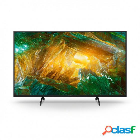 Tv led sony kd65xh8096 4k hdr android