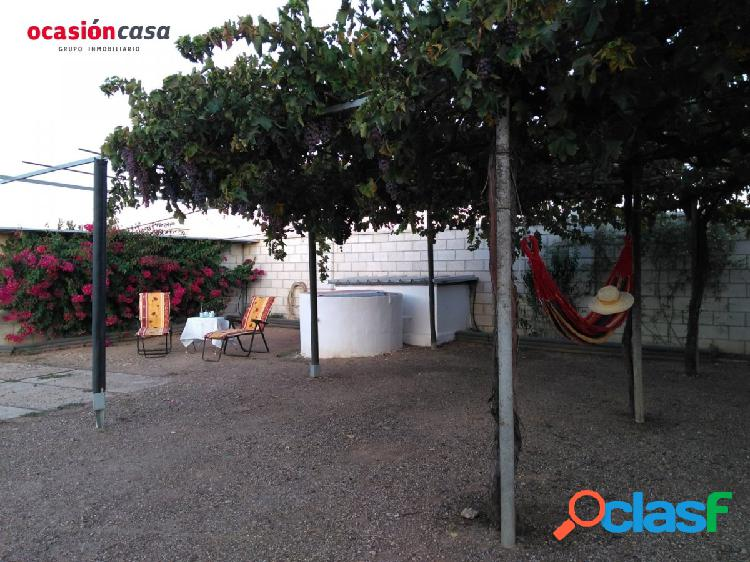 Parcela zona higueron, (camino viejo de almodovar)