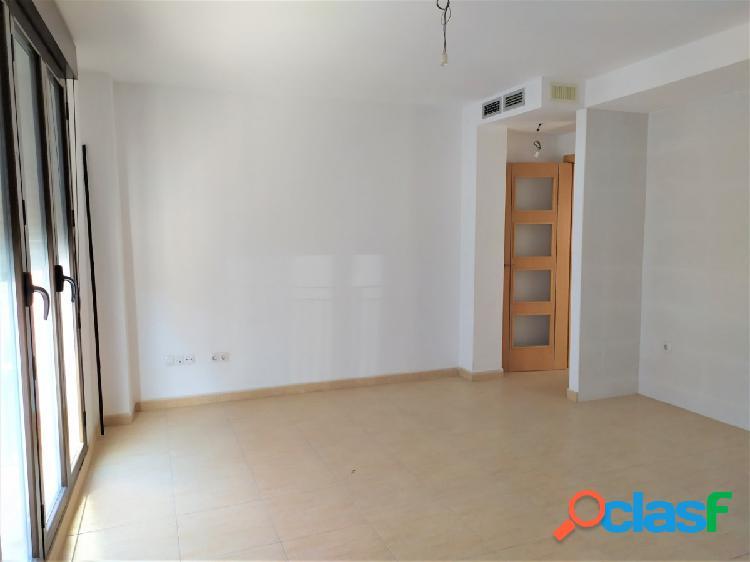 Se vende piso seminuevo 2 dormitorios en fuentes de ebro, trastero incluido.
