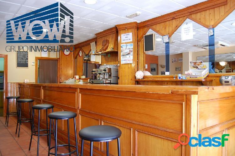 Si te gusta la hostelería y quieres ser dueño de tu propio bar ya montado y con todas las licencias