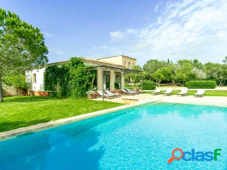 Elegante Mansion -Finca 5 Dormitorios cerca Playa de Es Trenc Licencia Touristica 2