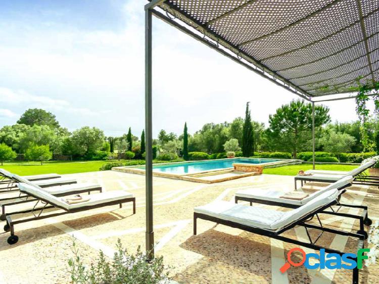 Elegante Mansion -Finca 5 Dormitorios cerca Playa de Es Trenc Licencia Touristica 3