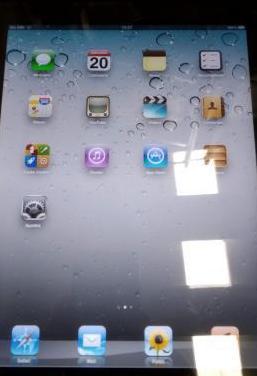 Apple ipad 116gb 3g en buen estado