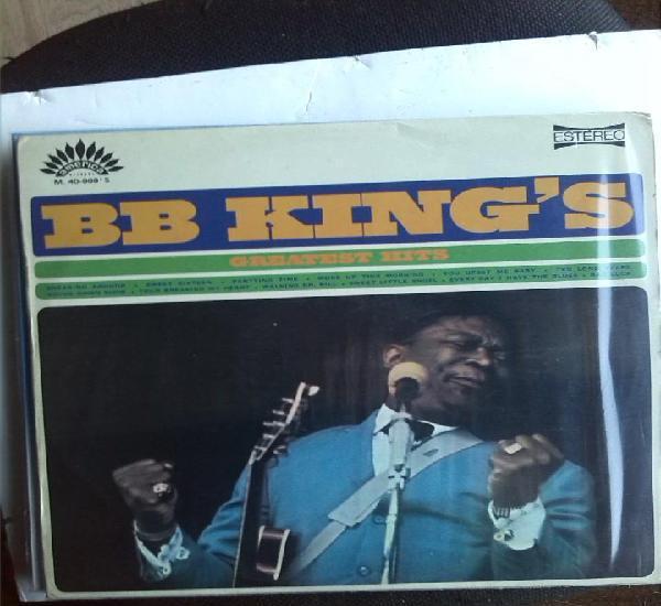 B.b. king - greatest hits 1969
