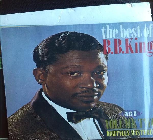 B.b.king - the best of... volumen two