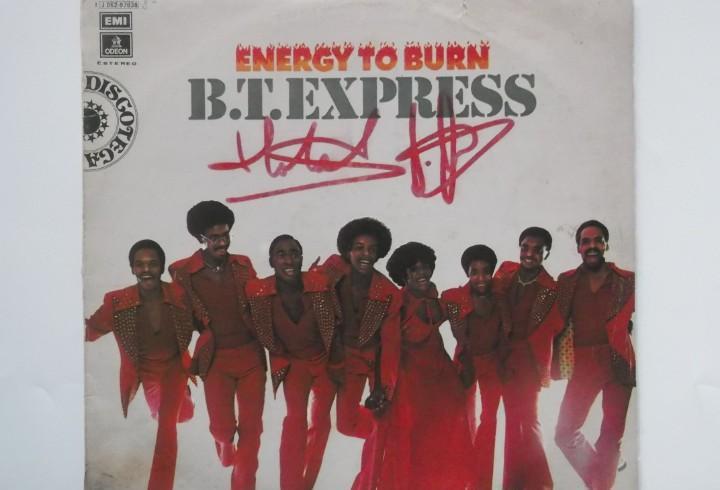 B.t.express-energy to burn-original español 1976