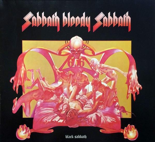 Black sabbath lp sabbath bloody sabbath reedicion vinilo