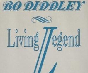Bo diddley - living legend (bonus track) - cd