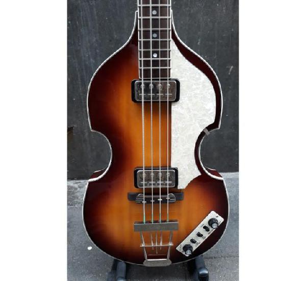 Bajo electrico hofner violin contemporary htc 500/1 beatles