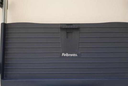 Bandeja extraíble teclado pc fellowes